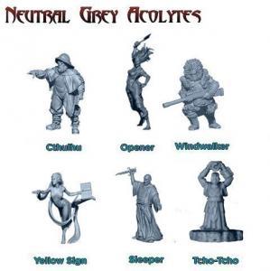 W2: 6 нейтральных культистов
