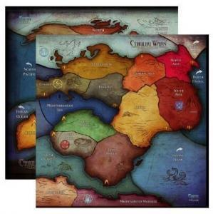 Дополнение «Карта земли для 6-8 игроков» (англ. яз.)
