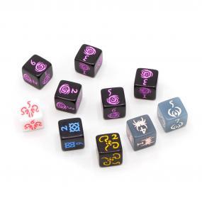Специальные кубики «Войны Ктулху»